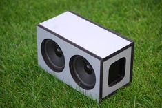 Powerful Portable Bluetooth Speaker 4 Steps (with Pictures) Pa Speakers, Best Speakers, Powered Subwoofer, Powered Speakers, Solar Battery, Lead Acid Battery, Wireless Speaker System, Bluetooth, Digital Signal Processing