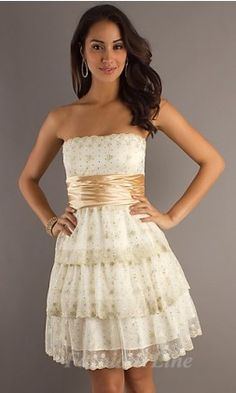 1) look up prom dresses on ponterest  2) i love this prom dress  3) wish i was old enough to go to prom