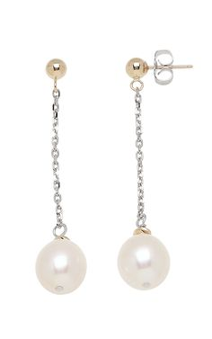 Shop Honora DE8032BWH Earrings | Bailey Banks & Biddle