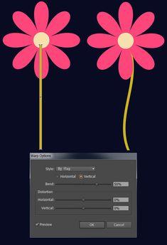 Create an Easy Field of Flowers Pattern Design in Adobe Illustrator - Tuts+ Design & Illustration Tutorial