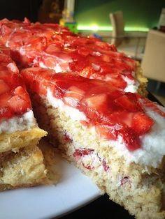 Paleo epres kókusztorta /van tortaformás változata is/ Paleo Bread, Paleo Diet, Gm Diet, No Carb Recipes, Raw Food Recipes, Paleo Dessert, Dessert Recipes, Desserts, Dessert Ideas