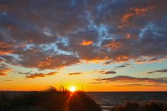 Sunset: First Encounter Beach, Eastham