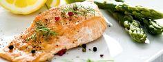 FILÉ DE SALMÃO RÁPIDO | Esta receita de filé de salmão é simples, porém deliciosa! Sirva com a sua salada favorita e… Voila! O jantar esta servido! http://blogbr.diabetv.com/file-de-salmao-rapido/