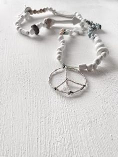 Image of Peace and Arrow Neckless