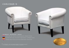 Chesterfield, Couch Furniture, Club Chairs, Leather Sofa, Sofas, Accent Chairs, Living Room, Nails, Showroom