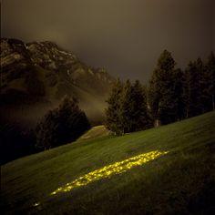 Les Paysages lumineux de Barry Underwood