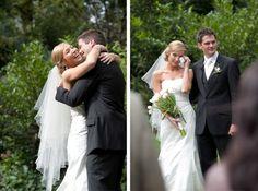 Melbourne Wedding Photographer Eye to Eye photographs Sharon and Chris' gorgeous wedding at Fitzroy Gardens.