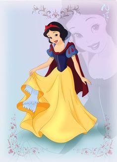 "Princess Of Heart - Snow White ~ Pino Ieno aka ""nippy13"""