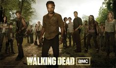 The Walking Dead is television horror drama that airs weekly on the AMCchannel. It's about a virus that attacks the human brain, turning people into flesh-eating zombies once they die. At first I ...