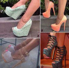 Women's Shoe Fashion
