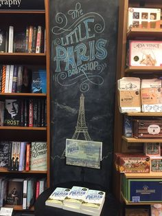 """Waterstones Lincoln on Twitter: """"The Little Paris Book Shop is one of our favourite books this week! @Waterstones https://t.co/pZcZmwi2Ts"""""""