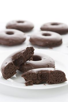 Low carb chocolate donuts made with coconut flour and dipped in a sugar-free chocolate glaze. My kids declared these to be the best keto donuts I have ever made! So I recently realized that there was a real problem on All Day I Dream About Food. Like a very serious issue that was perhaps affecting my status as a first rate low carb food blogger. It hit me hard one day when I did a little survey of my recipes and I was stunned to discover my error. I should have caught on sooner, to be…