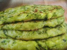 Tortitas De Calabacin ¡¡¡¡¡¡