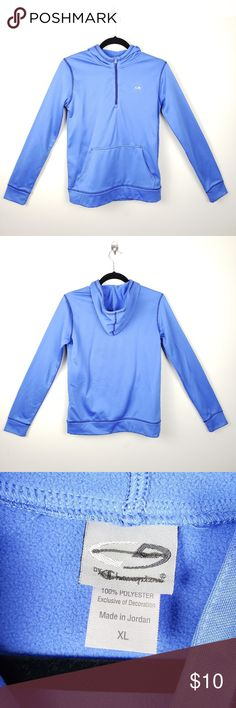 9d907629 C9 by Champion 3/4 Zip Pull Over Cute pullover, super soft on the
