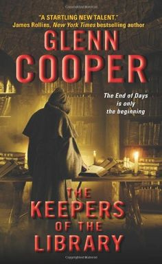 The Keepers of the Library (Will Piper) by Glenn Cooper http://www.amazon.com/dp/0062213865/ref=cm_sw_r_pi_dp_2KOnvb024Z3XV