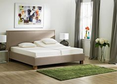 Bedroom design ideas: 8 novelty items Original 21 mattress, Tempur |