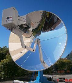 solar striling plant | Solar Stirling Plant In Depth Review