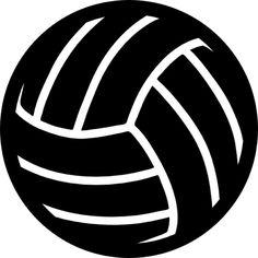 Pelota de voleibol Icono Gratis