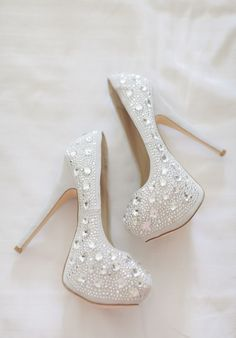 Wedding Bling Shoes