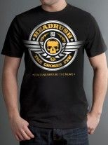 Skull & Wings by HEADRUSH. Extreme Sports and MMA