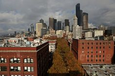 Pacific NW Magazine | Sections | The Seattle Times Pioneer Square: Seattle's original neighborhood is starting over...again.