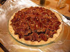 Bourbon Chocolate Pecan Pie by The Amateur Gourmet, Adam Roberts