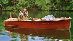 1956 22' Chris Craft...Ever since I first saw this movie in 1981, I've been in love with this boat.