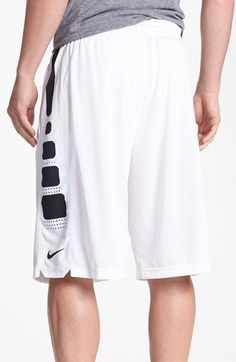 Nike 'Elite' Knit Basketball Shorts available at #Nordstrom