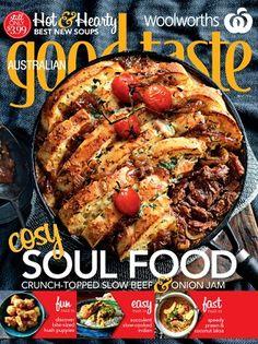 Woolworths Australian Good Taste - May 2013 #magazines #magsmoveme  http://www.taste.com.au/good+taste/