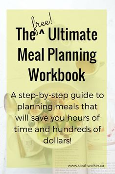 I've developed these habits over years of adulting and they've become second nature to me. Give meal planning and prepping a try, you won't regret it. Nutrition Plans, Healthy Nutrition, Healthy Eating, Healthy Recipes, Nutrition Store, Healthy Meals, Healthy Food, Lessons For Kids, Food Print