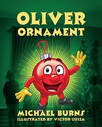 Oliver Ornament
