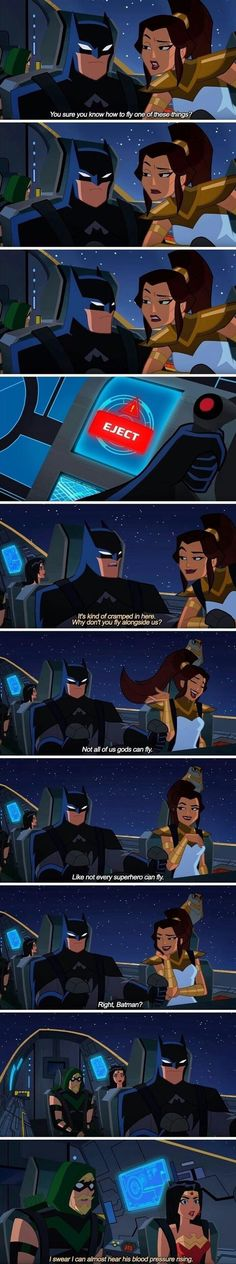 Grumpyman - Batman Funny - Funny Batman Meme - - Grumpyman Batman Funny Funny Batman Meme Grumpyman Is that Azula messing with batman? Kinda looks like her The post Grumpyman appeared first on Gag Dad. The post Grumpyman appeared first on Gag Dad. Heros Comics, Marvel Dc Comics, Funny Comics, Funny Shit, Funny Jokes, Hilarious, Funny Humour, Funny Stuff, Memes Humor