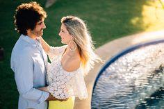 fotos pré-casamento na praia do cumbuco