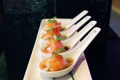 Avec la recette de JF Plante! Asian-Style Salmon Ceviche