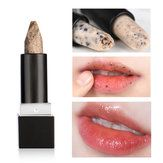 BY NANDA Sucrose Exfoliating Lipstick Lips Care Dead Skin Repaired Lip Wrinkles Lighten Color