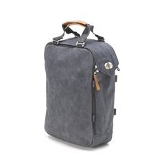 QWSTION - Daypack - Washed Black