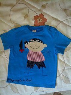 El Rinconcito de Adeli: Camiseta