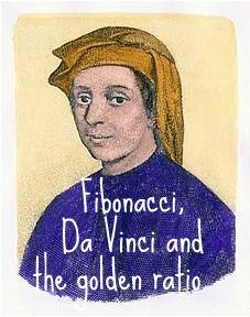 Fibonacci, Da Vinci and the Golden Ratio Fibonacci Golden Ratio, Fibonacci Spiral, Math Resources, Math Activities, Leonardo Fibonacci, Divine Proportion, Spiral Art, Teaching Secondary, Math Magic