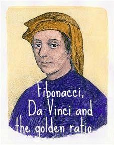 Fibonacci, Da Vinci and the Golden Ratio Fibonacci Golden Ratio, Fibonacci Spiral, Math Resources, Math Activities, Leonardo Fibonacci, Divine Proportion, Teaching Secondary, Math Magic, Sacred Geometry Tattoo
