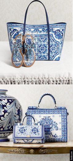 Maiolica , la nouvelle collection Dolce & Gabbana inspirée de la céramique italienne   Helloo Designer