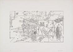Daniel Libeskind, The Garden, 1979
