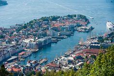 So so beautiful - Bergen in the summertime