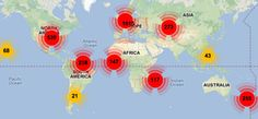 Worldwide support for a sick little girl.