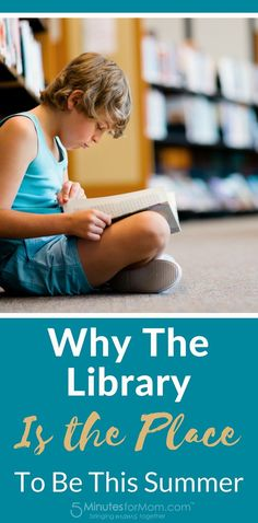 Why the library is t
