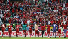 Euro 2012 in Pictures.