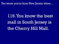 A Gogel Auto Sales rePin. See us for used car purchase you can count on. You Know You're From NJ When...: Photo