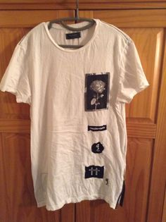 a5caf9d4bd7bc Mens Religion T Shirt With Side Zip