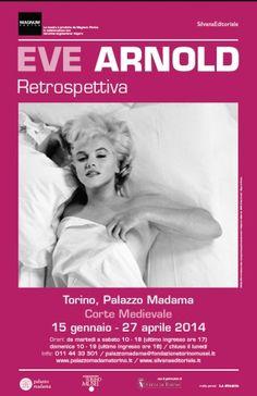 Eve Arnold. Retrospettiva. Torino - Palazzo Madama