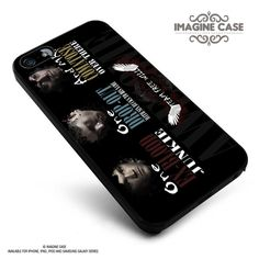 Supernatural TeamFreeWill 2 case cover for iphone, ipod, ipad and galaxy series
