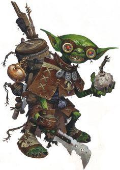 Iconic Alchemist Fumbus by Wayne Reynolds, goblin, Pathfinder Rpg Pathfinder, Pathfinder Character, Goblin Art, Goblin King, Fantasy Races, Fantasy Rpg, Dnd Characters, Fantasy Characters, Fantasy Inspiration